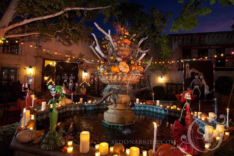 Dia de Los Muertos - Sedona Wedding Planners, Florists and Event ...