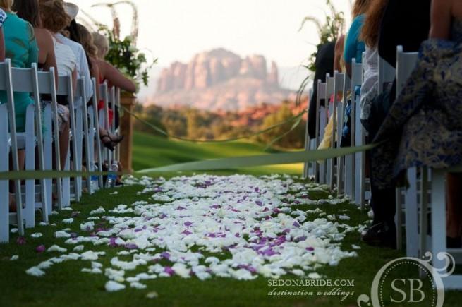 Weddings in sedona sedona wedding planners florists and event sedona golf resort junglespirit Choice Image