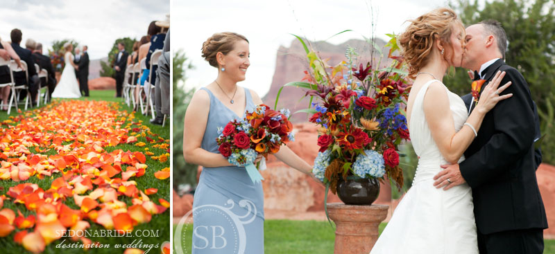 Weddings In Sedona Outdoors