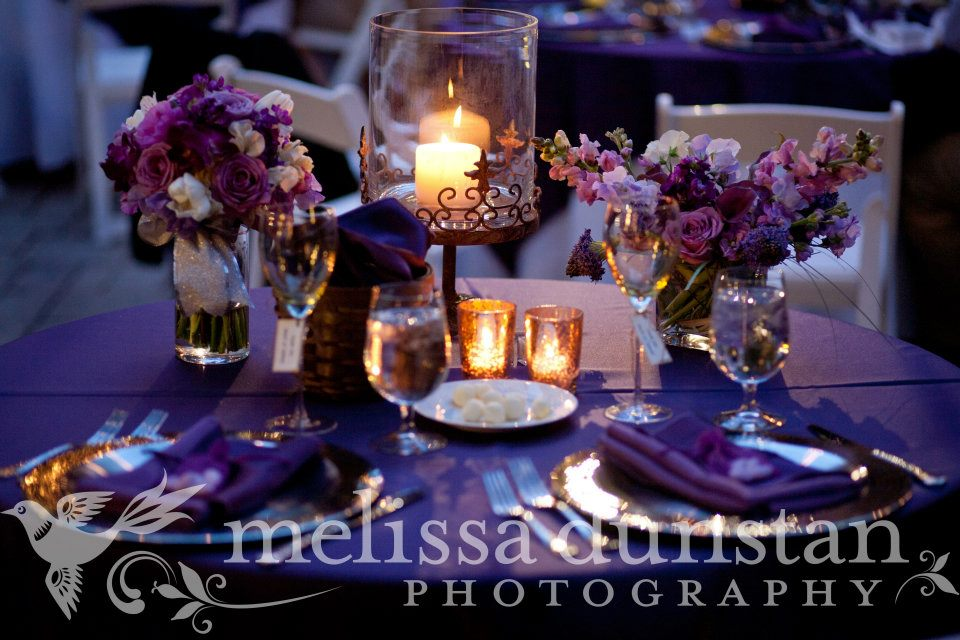 Tlaquepaque Wedding in Purple