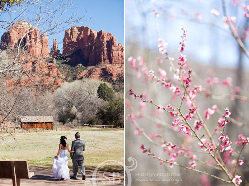 Red Rock Crossing Intimate Ceremony
