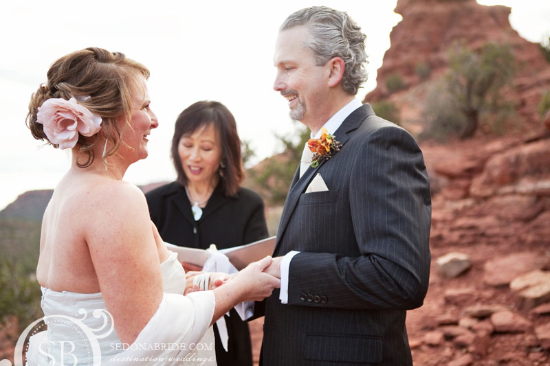 Sedona Outdoor Weddings