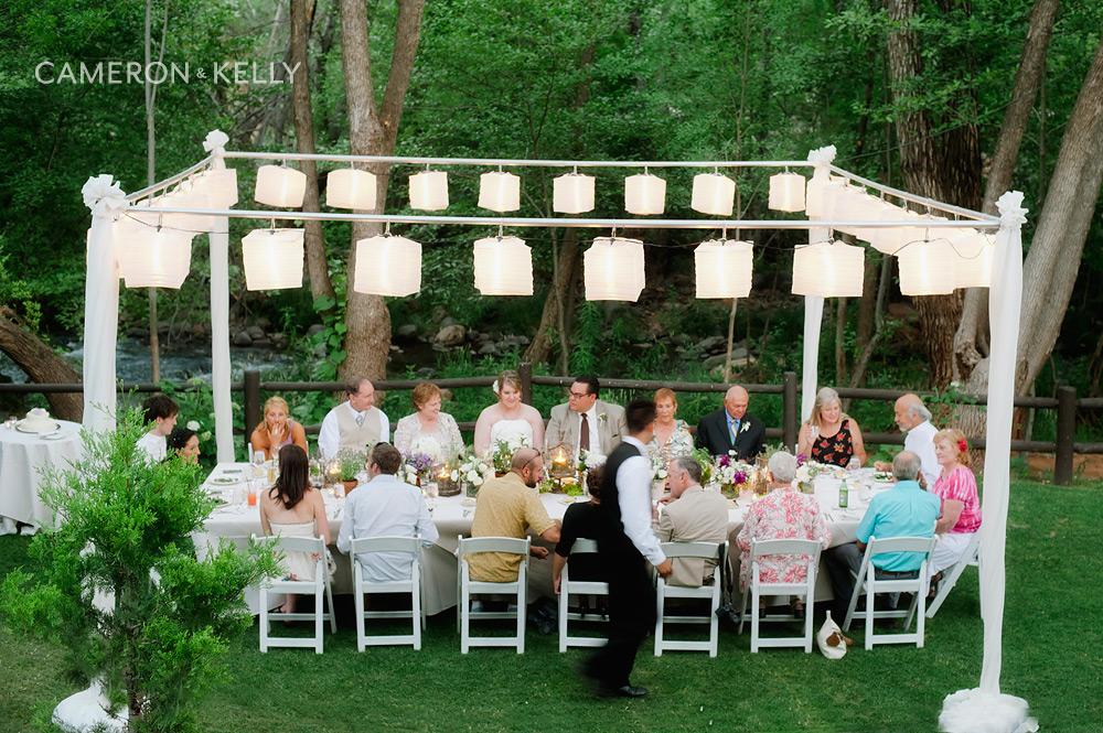 Intimate Wedding At L'Auberge