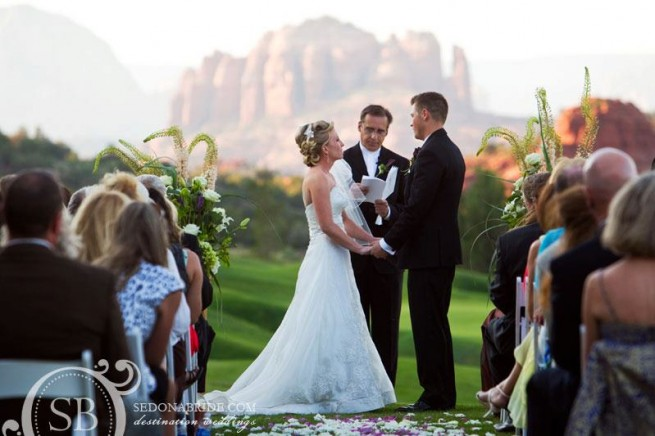 Katie Draxler Marries At The Sedona Golf Resort