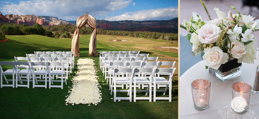 Sedona Wedding At Seven Canyons