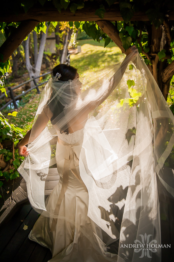 Stephanie and Tyler Marry At L'Auberge de Sedona
