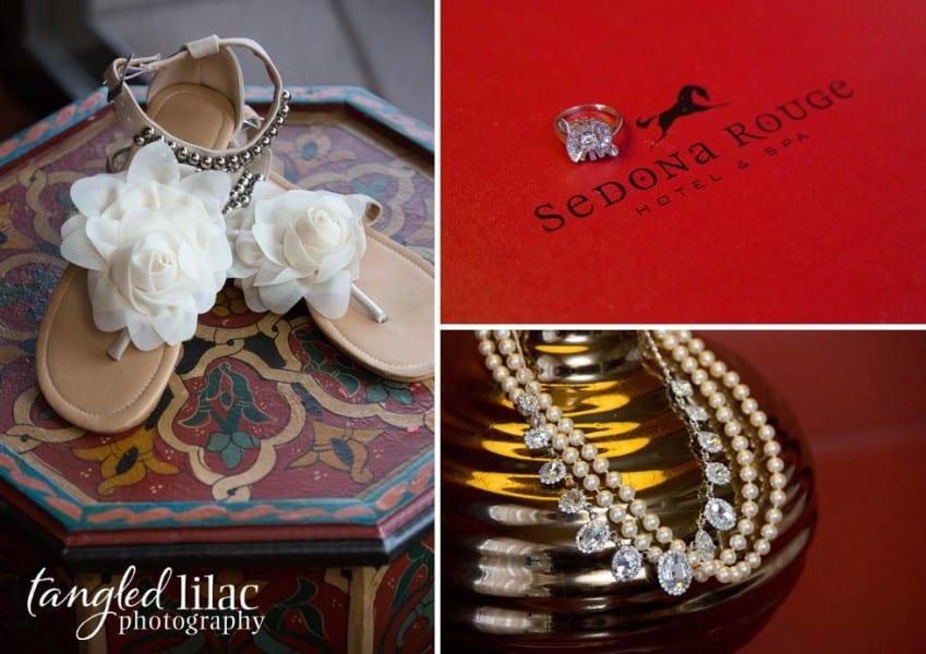 Sedona Wedding Details