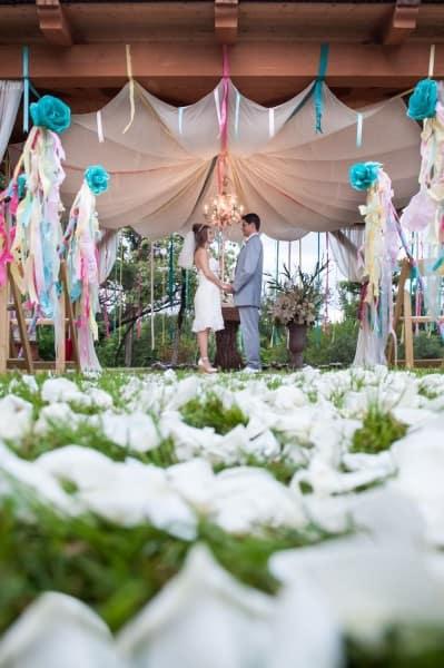 Wedding In Sedona at Dancing Apache Lodge