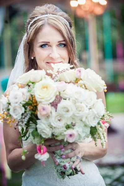 Wedding Bouquet by Events By Show Stoppers