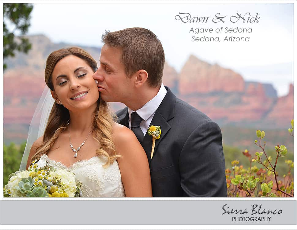 Beautiful Wedding At Agave Of Sedona