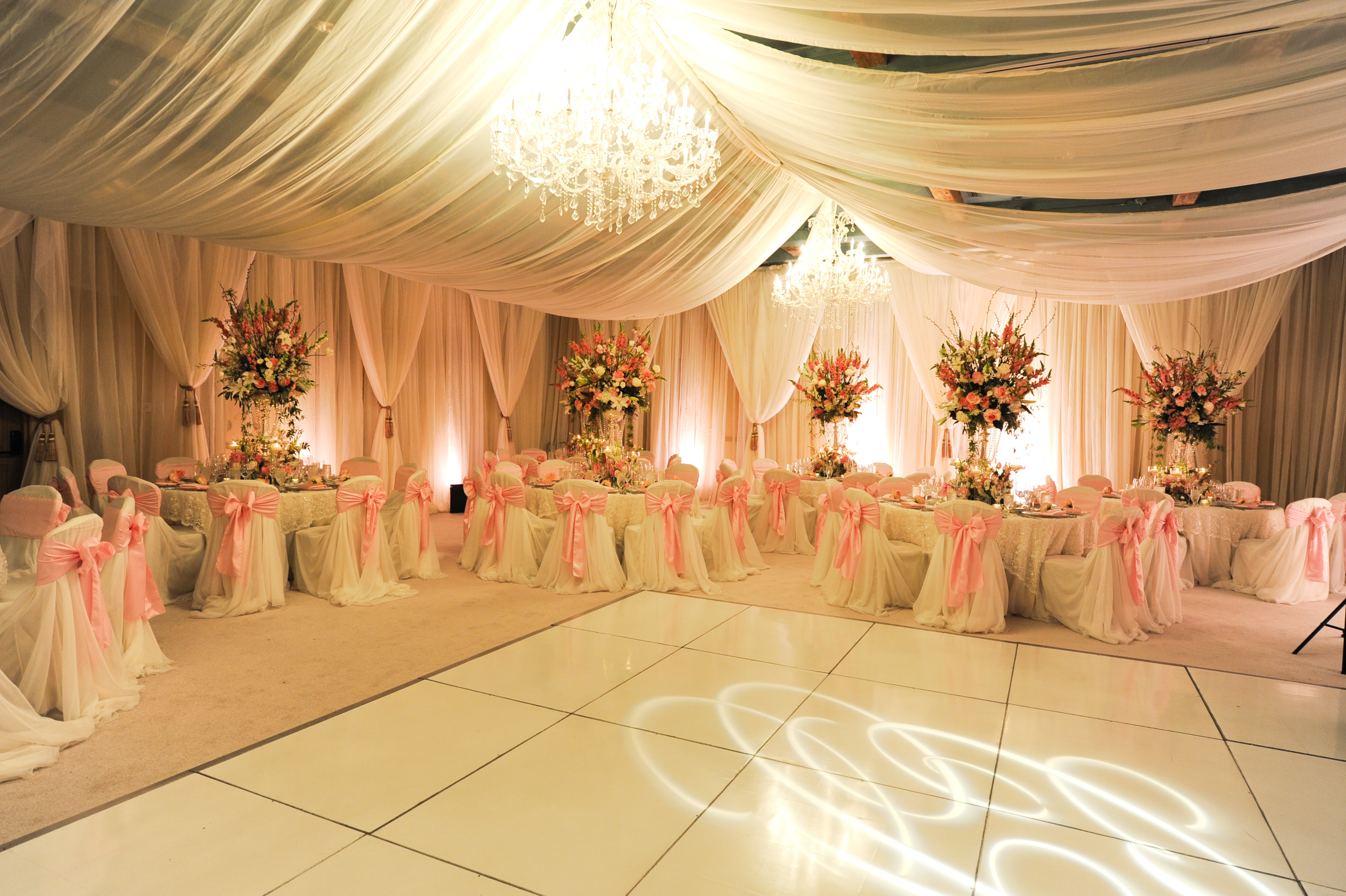 Norred S Weddings And Events: Show Stopper's Draping Can Transform A Space